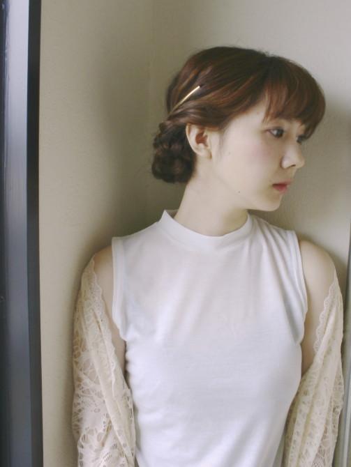 arrange for dates:正面